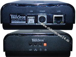 Trek-Stor-Trekstor-Maxi-z-ul-3-5-Festplattengehaeuse-bis-zu-400GB-ohne-Festplatte