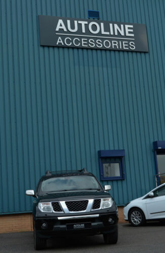 2005-09 Chrome Wing Mirror Trim Set Covers To Fit Nissan Navara D40