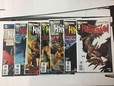 SAVAGE HAWKMAN #1-7, FREE SHIPPING