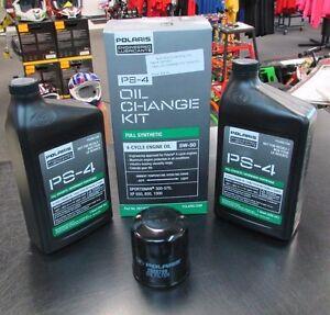 Polaris Oil Change Kit 2877473 Sportsman 300-570, XP 550 850 1000 ...