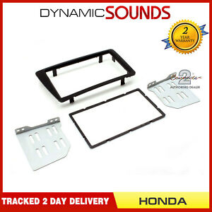 CT23HD29-Double-Din-Car-Stereo-Fascia-Adaptor-For-Honda-Civic-2001-2005-EP2-EP3