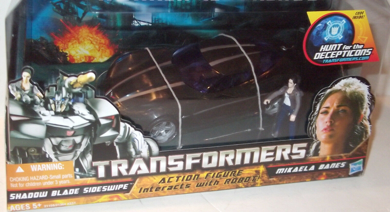 IMMACULATE ✰ AUTHENTIC from USA ✰ ALLIANCE SHADOW BLADE SIDESWIPE Voyager HFTD