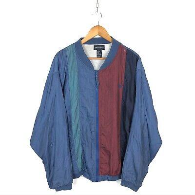 Vintage Givenchy de Sport Survêtement Taille XL Bleu | eBay