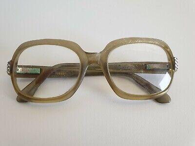 ????vintage 1960s Rodenstock Rodaflex Glasses Eyeglasses ???? Aromatischer Charakter Und Angenehmer Geschmack