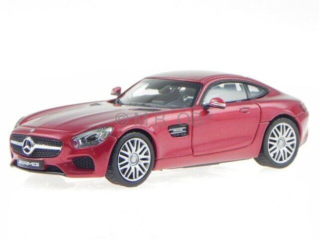 Para tu estilo de juego a los precios más baratos. Mercedes C190 C190 C190 AMG GT S rojo coche en miniatura Norev 1 43  en venta en línea