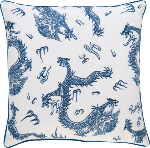 KI-H Dragon BARBARA Home Collection Kopfkissen Kissenhülle