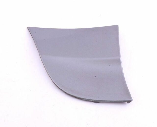 BMW X3 Series E83 Front Left N/S Side Panel Trim Cover Silbergrau Silver Grey