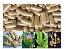 100 CAPSULES Caps Curcuma Comosa 100% pure  Female sex & health enhancer