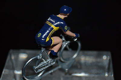 Obbiettivo Orica Scott 2017 - Petit Cycliste Figurine - Cycling Figure
