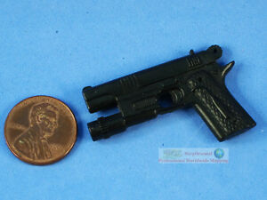 Action-Figure-1-6-Scale-Military-Army-Model-Sniper-Pistol-Gun-Toy-Model-DA105