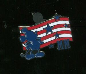 All-American-Mickey-Mouse-Red-White-Blue-Mickey-Flag-Disney-Pin-136132