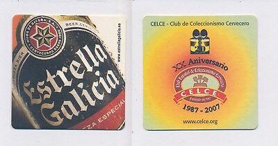 Hell 1 Spain 21965 Feine Verarbeitung La Coruna Hijos De Riveira Beercoasters Bierdeckel