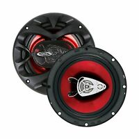 Boss Audio Ch6530 Chaos Exxtreme 6.5 3-way 300-watt Full Range... Free Shipping