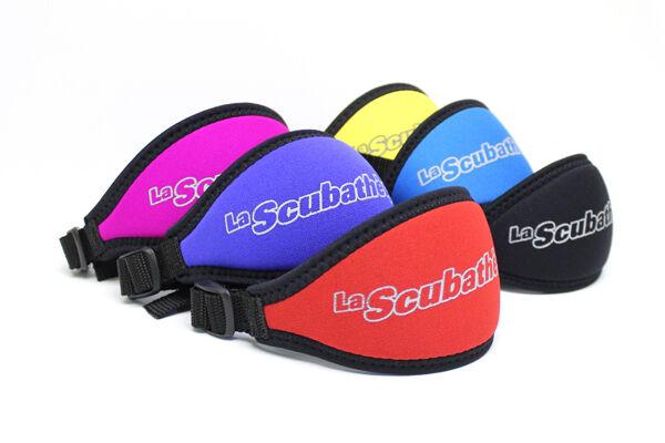 neoprene mask strap adjustable assorted colors No LOGO