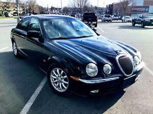 2002 Jaguar S-type 7 Series