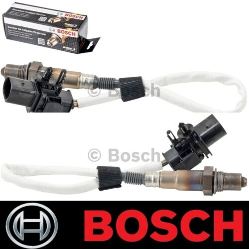 Bosch OE Oxygen Sensor Upstream for 2011-2012 FORD F-550 SUPER DUTY V10-6.8