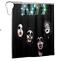 Home-Decor-New-Bathroom-Waterproof-Fabric-Kiss-Band-Shower-Curtain-60-x-72-Inch miniature 1