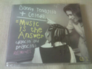 DANNY-TENAGLIA-CELEDA-MUSIC-IS-THE-ANSWER-HOUSE-CD-SINGLE