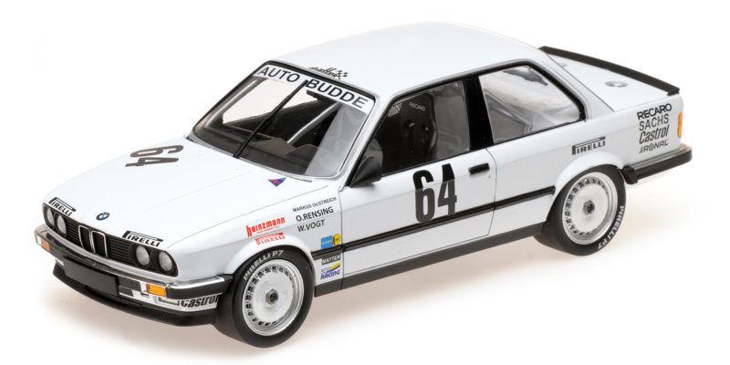 Bmw 325i auto budde team estreich rensing vogt gewinner 24h nürburgring 1986 18