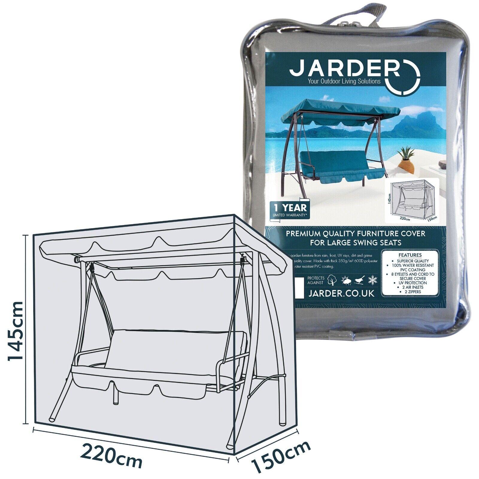 Asiento de columpio al aire libre jardín muebles de jardín Cubierta   cubre   Jarder Impermeable