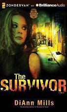 Crime Scene Houston: The Survivor 2 by DiAnn Mills (2013, CD, Unabridged)