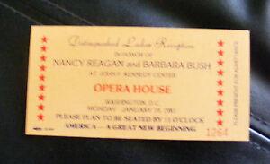 ORIGINAL-TICKET-The-Distinguished-Ladies-Reception-to-Honor-Mrs-Reagan-amp-Bush