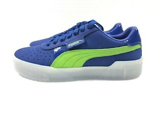 New Puma Cali 90's Women's Blue Green