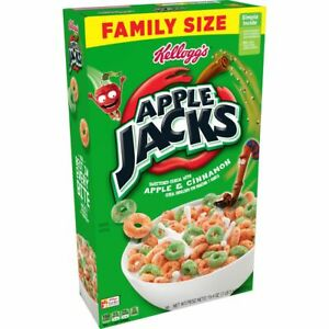 Kellogg's Apple Jacks Cereal 19.4 oz