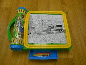 Detalles De Thomas El Tren Thomas Friends Para Colorear Desplegar Dibujo Colorear Tablet Ver Título Original