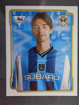 MERLIN PREMIER LEAGUE 99-GARY BREEN Coventry City #145