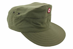 56c8b0fd70b Genuine Austrian Army Issued Olive Drab Field Cap Grade 1 Surplus ...
