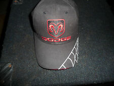 Choko Dodge Ram Spider Web Adjustable Hat Cap