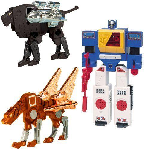Kb11 Transformers Takara 2011 Encore ReIssue Twincast