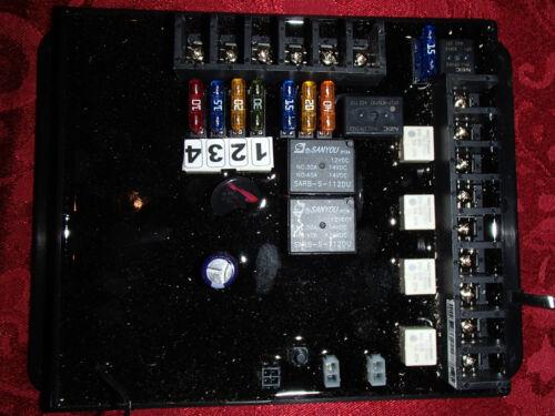 OEM RV LCI LIPPERT 5-OUTPUT MULTI-FUNCTION RECEIVER BOARD 18698 LINC SYSTEM