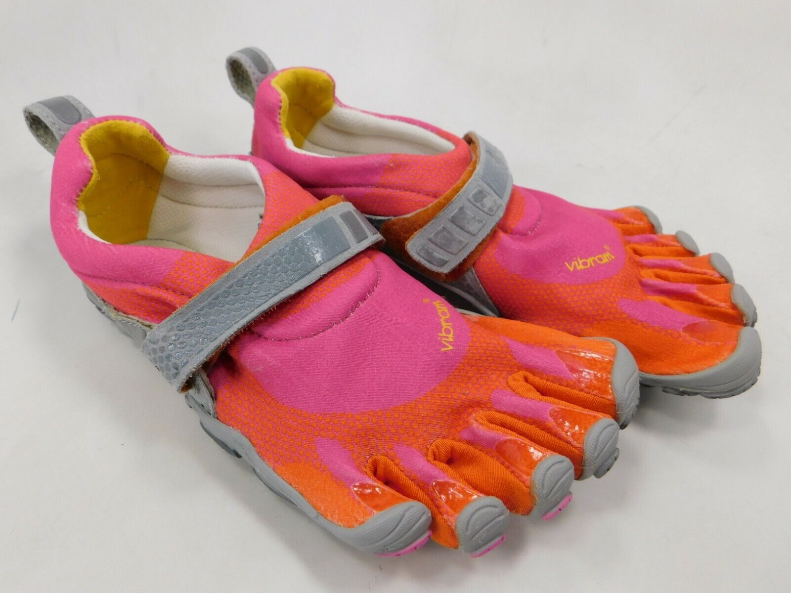 Vibram FiveFingers Bikila Dimensione 36 36 36 (US 6.5-7) Donna  Running scarpe arancia W343 36d951
