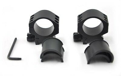 Visionking rifle scope rings 25.4 mm 30 mm mounting for .223 .308 .50 cal low