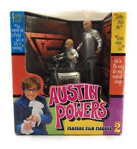 Austin-Powers-Dr-Evil-and-Mini-Me-Deluxe-Mini-Mobile-Set-McFarlane-Toys-new-2000