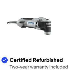 Dremel MM40-01 2.5 Amp Multi-Max Oscillating Tool Kit Certified Refurbished