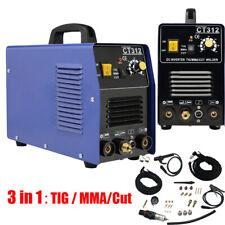 3 In 1 Multi Function Tigmma Air Plasma Cutter Welder Welding Torch Machine Usa