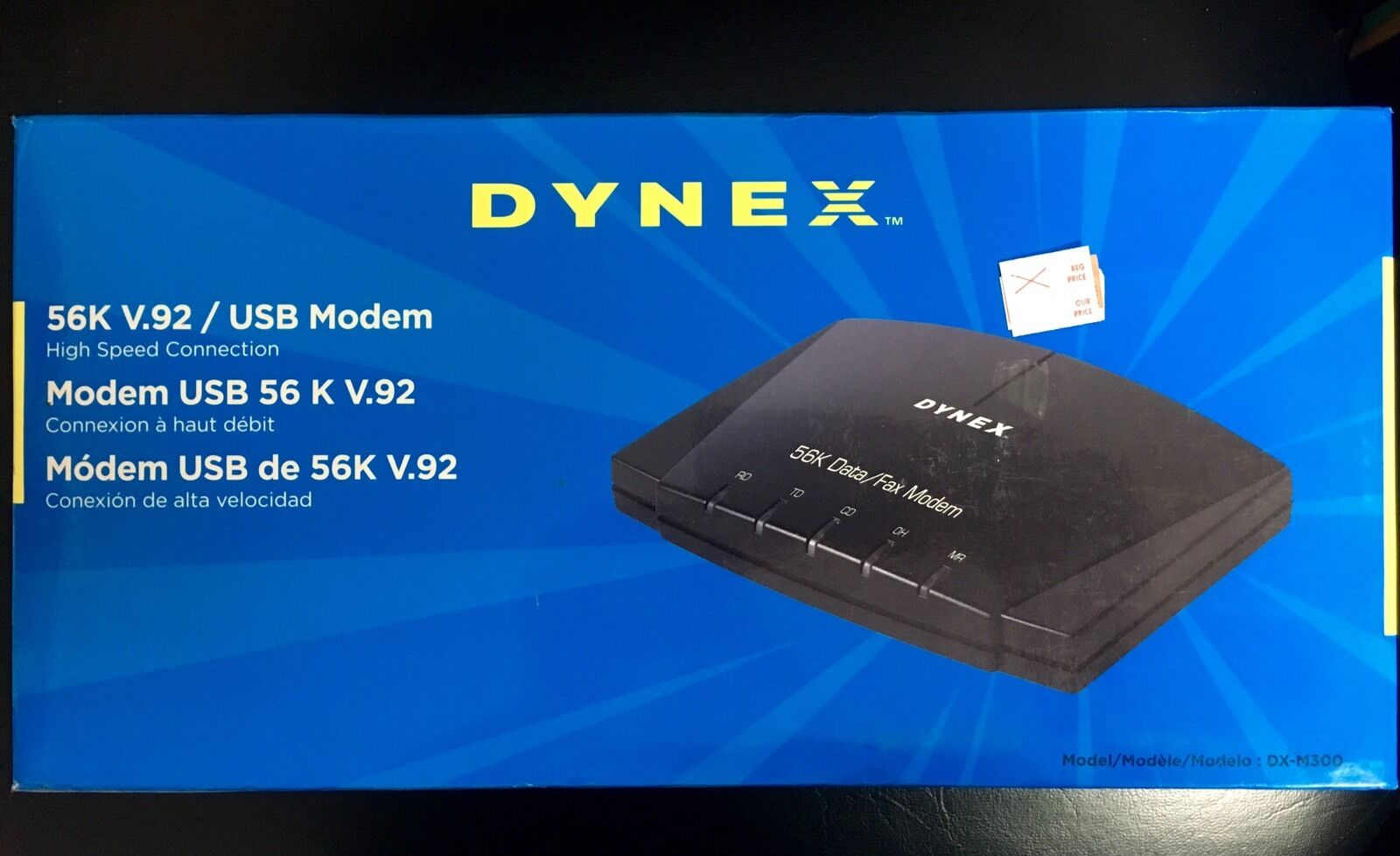 DRIVER FOR DX-WINT MODEM