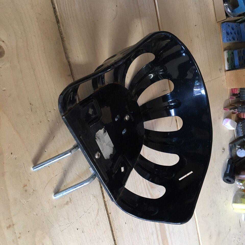 Cykelstol, Bulldog sæde