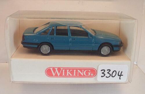 082 01 16 Opel Senator Limousine türkis OVP #3304 Wiking 1//87 Nr