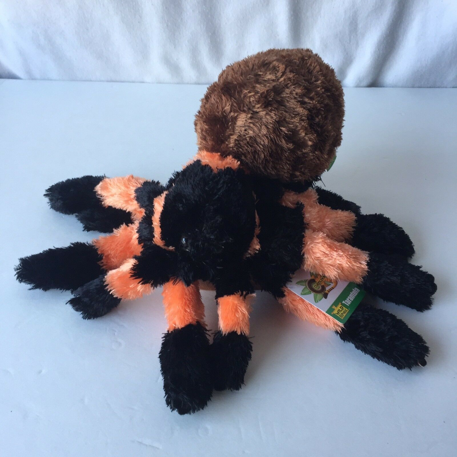 Tarantula Stuffed Animal, Wild Republic Cuddlekins 12 Inch Tarantula Hashmanis Org