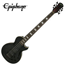 Epiphone Les Paul Bass 8 String Black LP Made In Korea