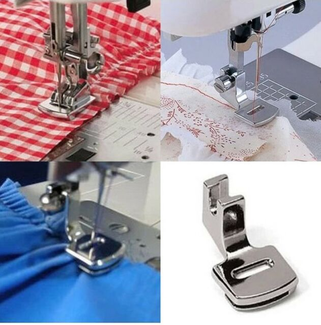 Ruffler Hem Presser Foot For Home Sewing Machine Brother Singer Classy Ruffler For Brother Sewing Machine