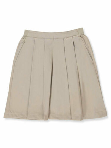 French Toast Girls/' Pleated Scooter Skirt