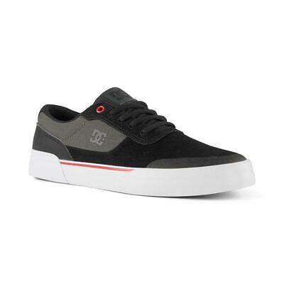 DC Shoes Interrupteur Plus S-Noir//athlétique Rouge//Blanc
