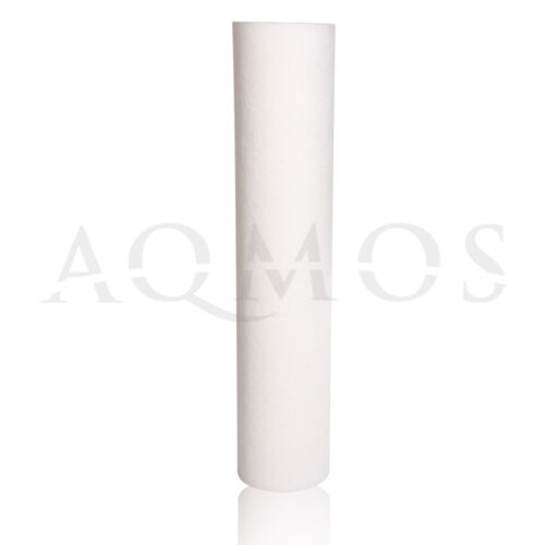 Wickelfilter Polypropylenfilter 20/'/' in der Feinheit 5 µ Wasserfilter Big Blue