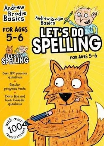 Let's do Spelling 5-6 by Brodie, Andrew (Paperback book, 2014)