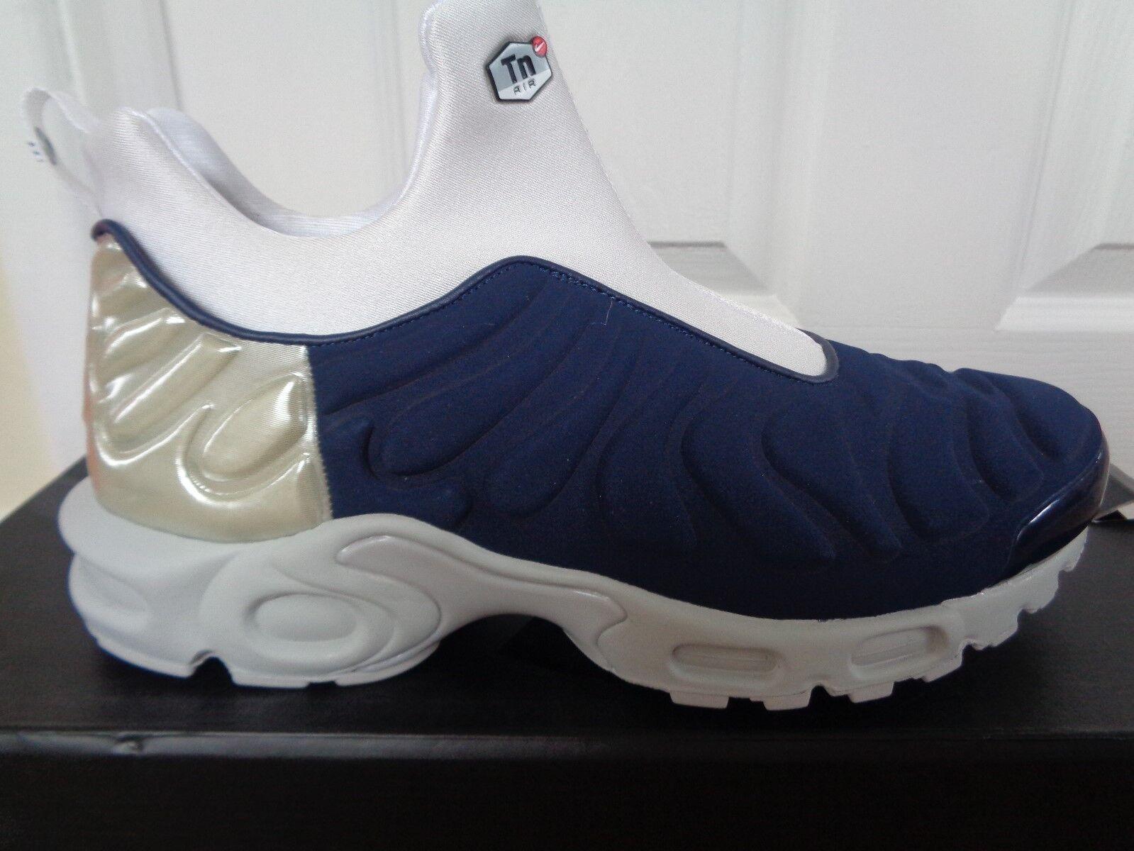 Nike Air Max Plus Slip SP Zapatillas Zapatos 940382 400 400 400 UK 4.5 EU 38 nos 7 Nuevo + Caja  venta con alto descuento